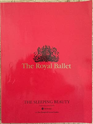 Royal Ballet programme for Sleeping Beauty [signed by Sylvie Guillem the French ballerina]