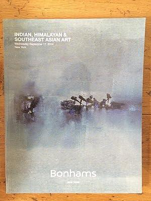 Indian, Himalayan & Southeast Asian art. [Date: Bonhams