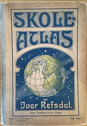 Skole-atlas: Ivar Refsdal ;