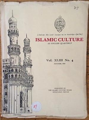 The Islamic culture : an English quarterly.: Islamic Culture Board