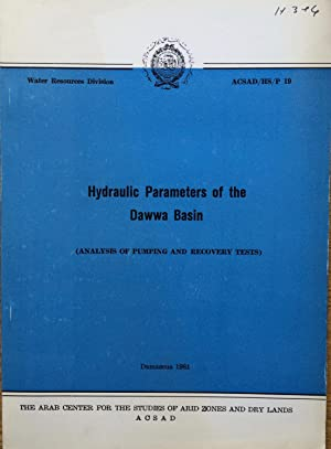 Hydraulic parameters of the Dawwa basin : Nabil Rofail; Arab