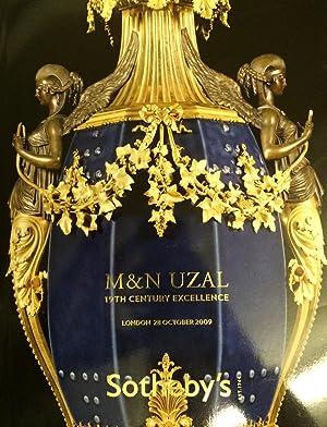 M&N Uzal : 19th century excellence; auction: Galerie M &