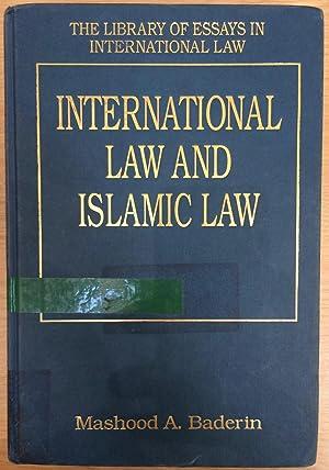 Islamic law essay