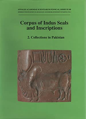 Corpus of Indus seals and inscriptions. 2, Collections in Pakistan [Annales Academiae Scientiarum...