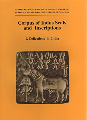 Corpus of Indus seals and inscriptions. 1,: edited by Jagat