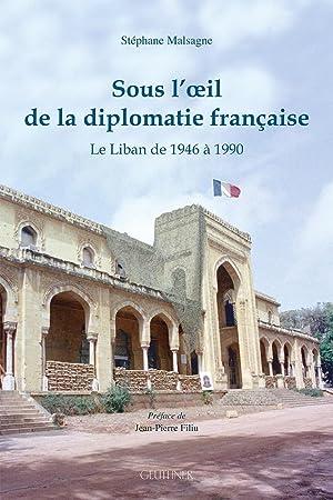 Sous l'œil de la diplomatie française : Stéphane Malsagne