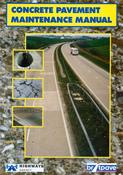 Concrete pavement maintenance manual