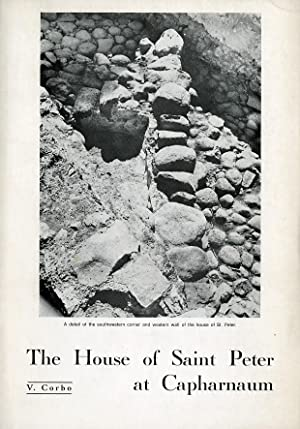 The house of Saint Peter at Capharnaum A preliminary report of the first two campaigns