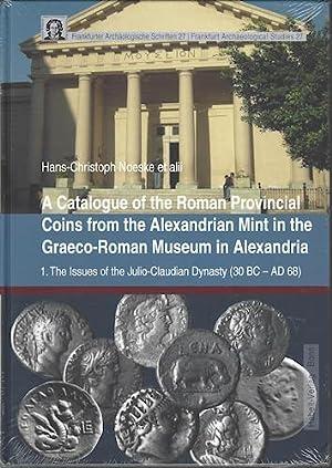 A catalogue of the Roman provincial coins: Noeske, Hans-Christoph ;