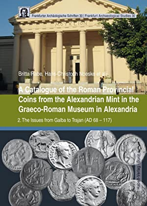 A catalogue of the Roman provincial coins: Britta Rabe