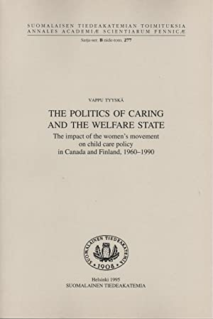 The politics of caring and the welfare state: The impact of the women's movement on child care po...