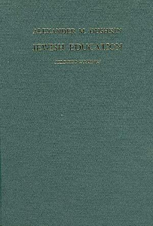 Jewish Education: Selected Writings