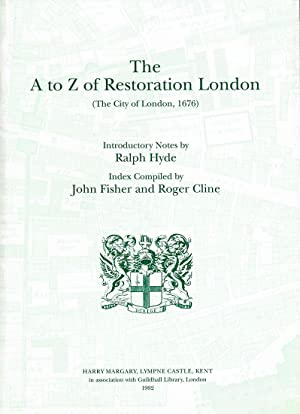 A. to Z. of Restoration London: City of London, 1676