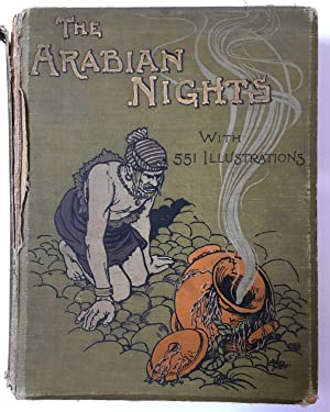 The Arabian nights entertainments : with 551 illustrations