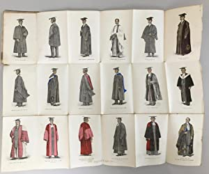 Shrimpton's Series of the Costumes of the Members in the University of Oxford.