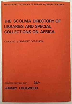 The Scolma directory of libraries and special collections on Africa