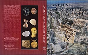 Ancient Jerusalem Revealed. Archaeological Discoveries, 1998-2018