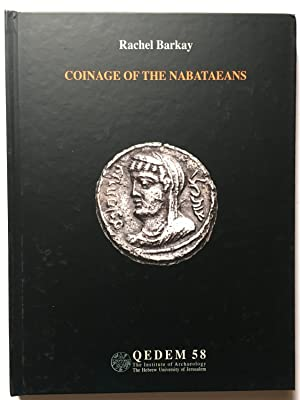 Coinage of the Nabataeans [Qedem 58]