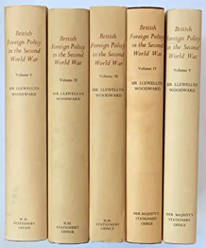 British foreign policy in the Second World War [5 volume set]