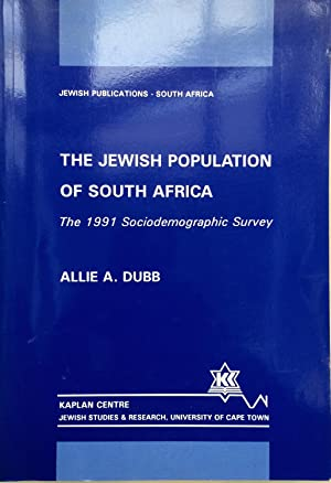 The Jewish population of South Africa, the 1991-sociodemographic survey
