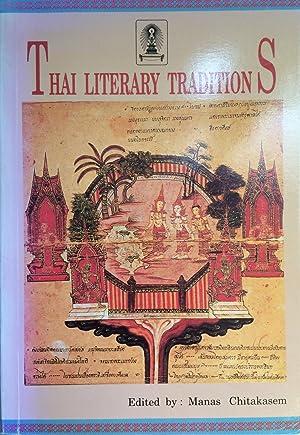 Thai Literary Traditions: Manas Chitakasem (ed.)