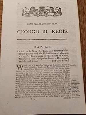 The statutes of the United Kingdom of Great Britain and Ireland. Act of Parliament. An Act to fac...
