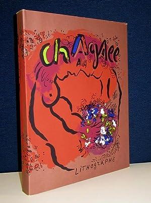 Chagall Lithograph. Vorwort von Marc Chagall. Notizen: Cain, Julien: