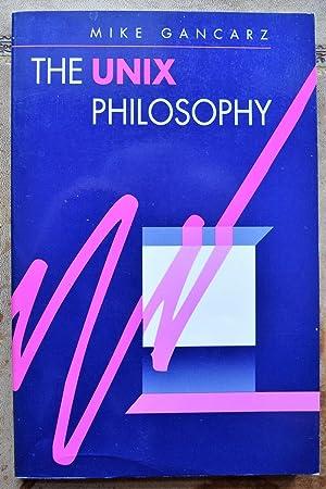 The UNIX Philosophy: Mike Gancarz