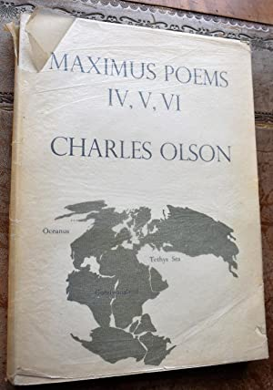 The Maximus Poems IV, V, VI: Charles Olson