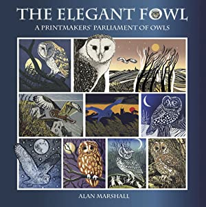 The Elegant Fowl: a printmakers' parliament of owls