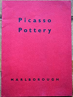 Picasso Pottery 16 September - 9 October 1954