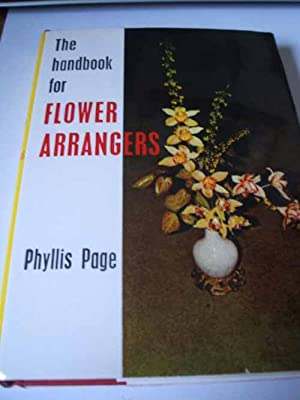 The Handbook for Flower Arrangers