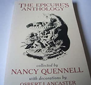 The Epicure's Anthology: Nancy Quennell,