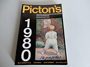Pictons priced postcard Catalogue