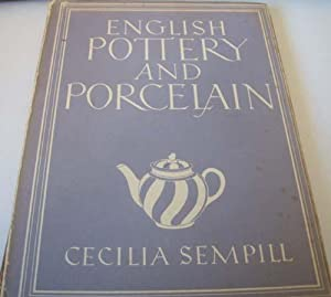 English Pottery and Porcelain