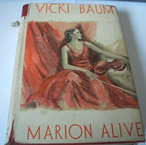 Marion Alive: Vicki Baum