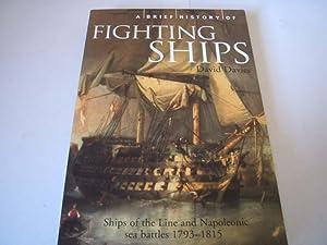 A Brief History of Fighting Ships: David Davies
