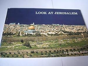 Look at Jerusalem: Herbert Bishko