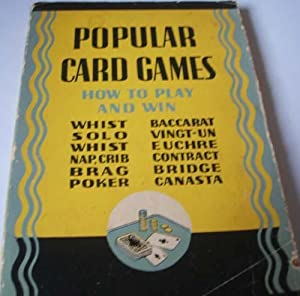 Popular Card Games : How to Play and Win