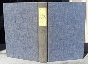 The Adventures Of Tom Sawyer By Mark Twain Edited And With An Introduction By Bernard DeVoto With...