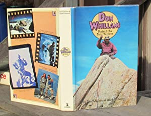DON WHILLANS PORTRAIT OF A MOUNTAINEER +: Whillans, Don &