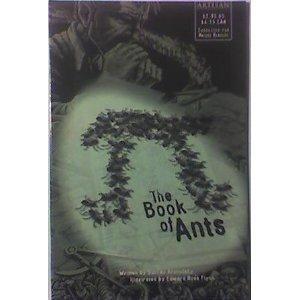 PI: THE BOOK OF ANTS: Aronofsky, Darren