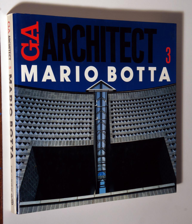 Mario Botta: GA Architect 3