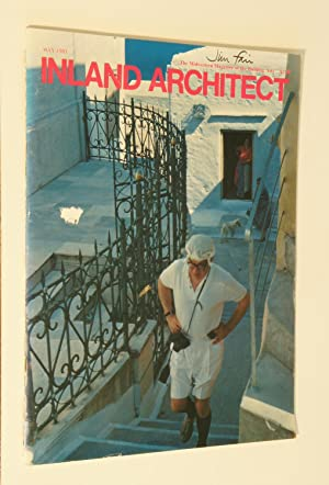 Inland Architect, May 1981: The Eero Saarinen: Nancy Lickerman Halik;