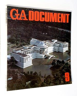GA (Global Architecture) Document. Issue 9: Yukio Futagawa (editor