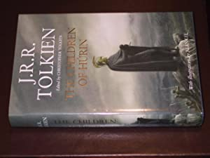 The Children of Hurin (UK Trade Edition): J.R.R. Tolkien (Edited