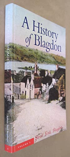 A History of Blagdon - Volume 5.