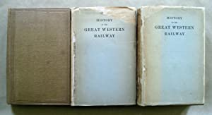 History of the Great Western Railway: 3: MacDermot, E.T.