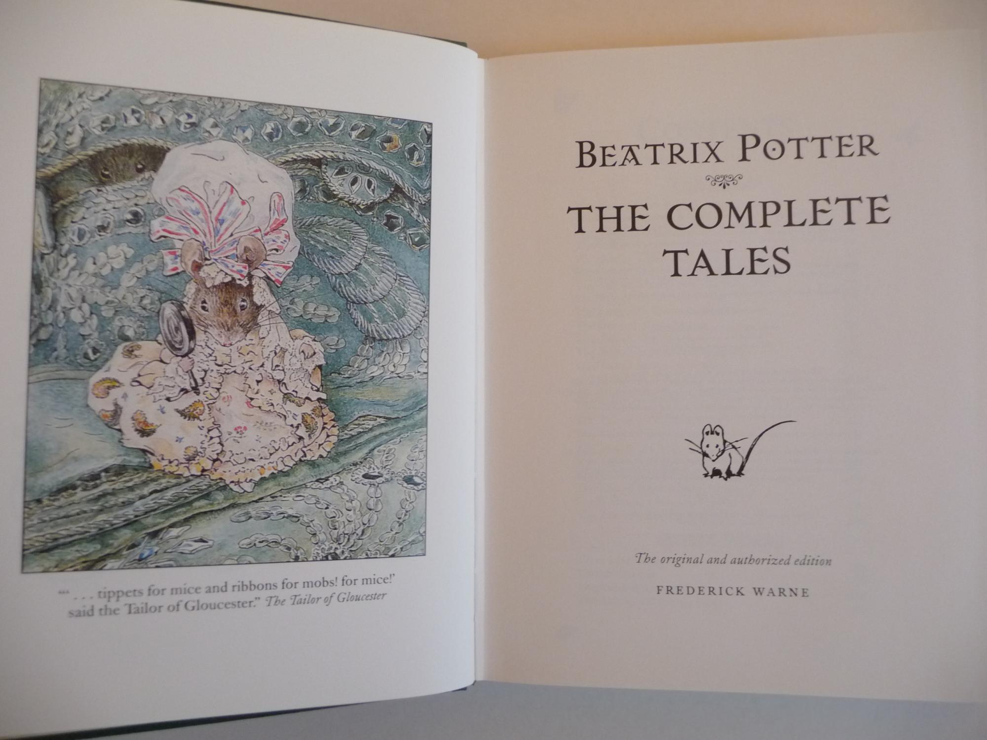beatrix potter the complete tales pdf