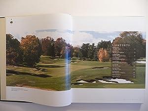 Golf at Merion, (Signed): Tolhurst, Desmond; Galyean, Gary A. (Updated by)